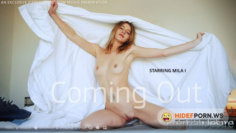 EternalDesire - Mila I - Coming Out [FullHD 1080p]