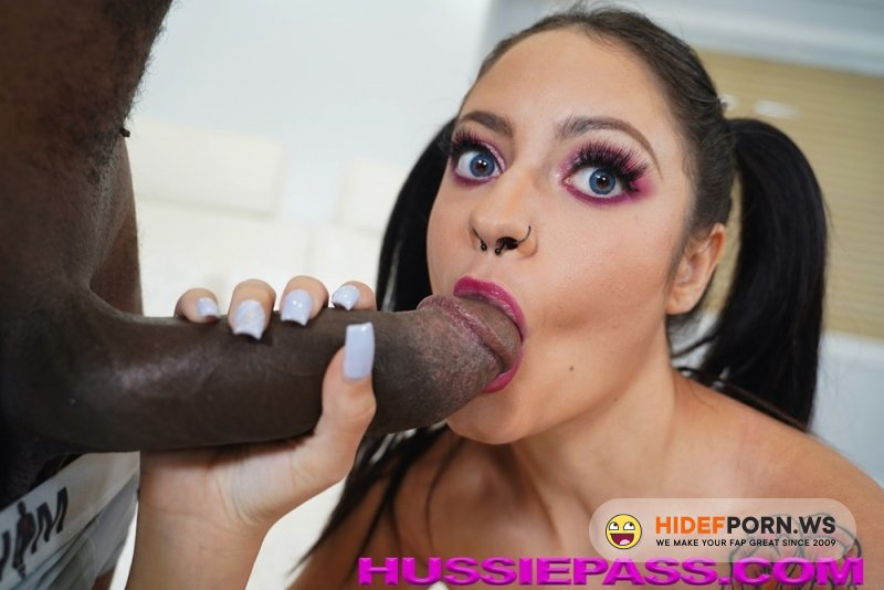 HussiePass - Melody Foxx - A Big Cock Girl For Life [FullHD 1080p]