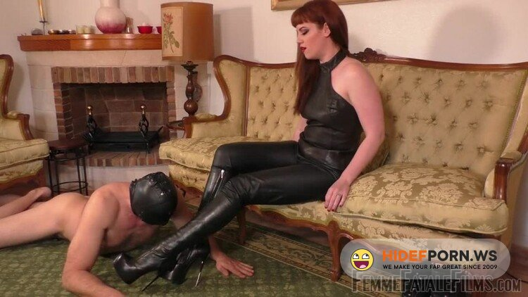 FemmeFataleFilms - Miss Zoe - Boot Worship Day - Part 2 [HD 720p]