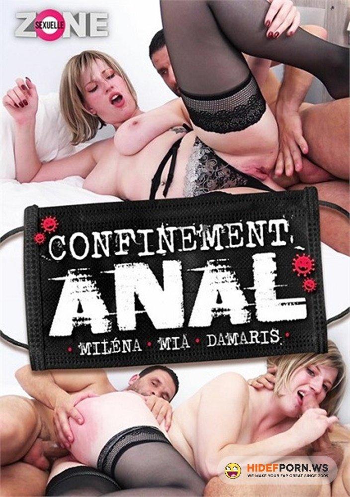 Confinement Anal [2020/WEBRip/HD]