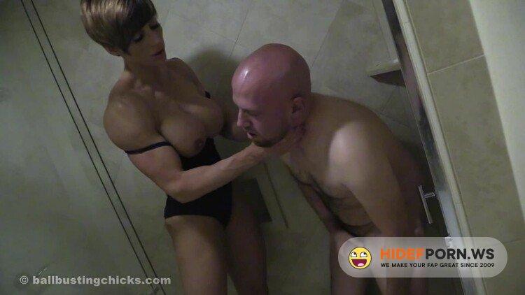 BallBustingChicks - Rapture - Femdom Sex In The Shower [FullHD 1080p]