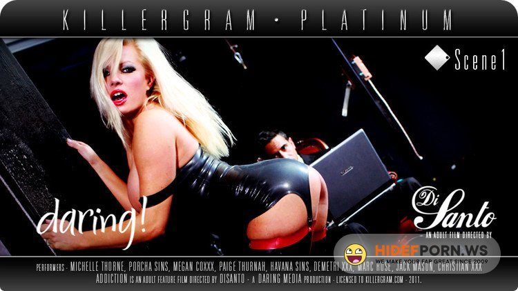 DaringSex.com/Killergram.com - Michelle Thorne - Addiction Scene 1 [HD 720p]