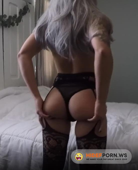Amateurporn.cc - Littlebuffbabe - Goth Girl Tatted with Perfect Pussy and Loves Sucking Cock ( [FullHD 1080p]