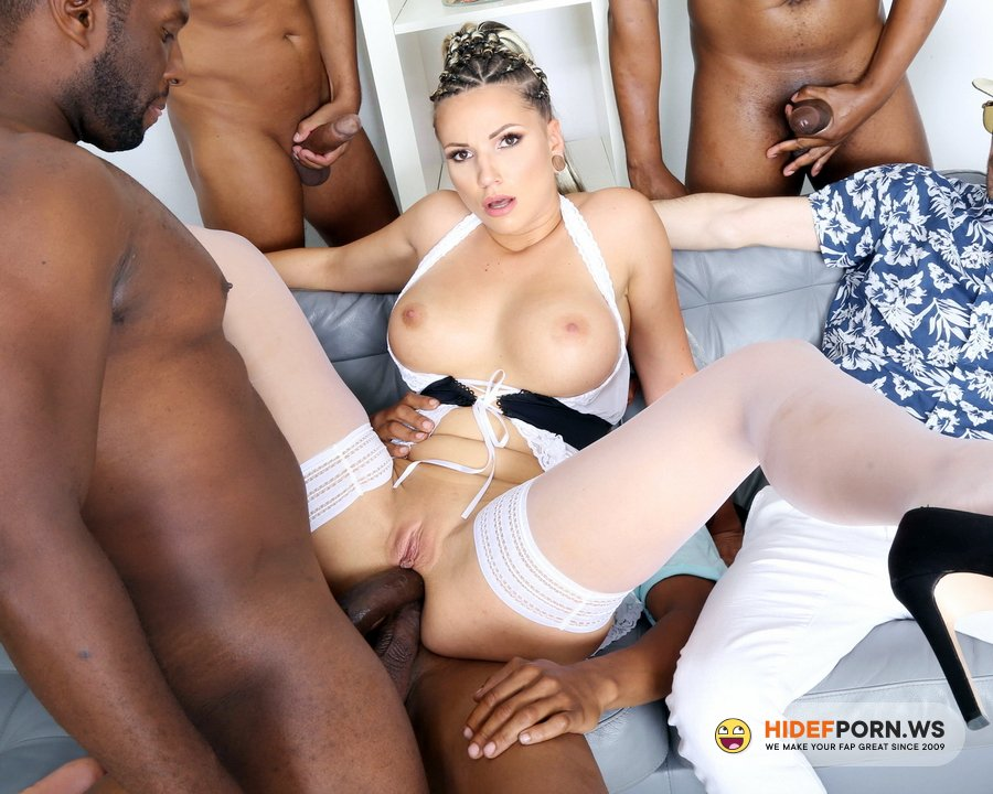 LegalPorno.com - Jolee Love - Cuckold Dream, Jolee Love Gets A Surprise From Her Man, 4 BBC For Balls Deep Anal, DAP, Gapes And Swallow GIO1548 [HD 720p]