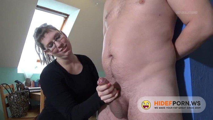 LadyCruellasGames - Domestic Slave - Fourfold Ruined Orgasms [HD 720p]