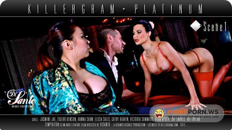 DaringSex.com/ KillerGram.com - Tigerr Benson - Temptation Scene 1 [HD 720p]