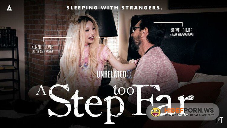 AdultTime.com - Kenzie Reeves - A Step Too Far [FullHD 1080p]