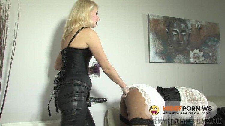 Femmefatalefilms - Mistress Akella - Pegging Sue - Complete Film [HD 720p]