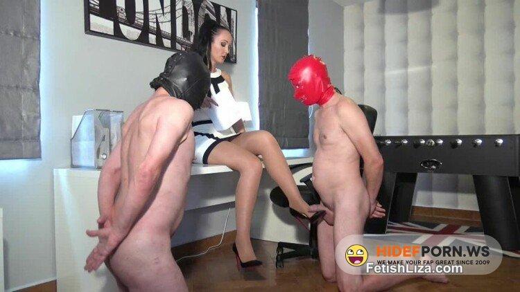 FetishLizaClips - Kate - So Kate Office Shoejob [HD 720p]