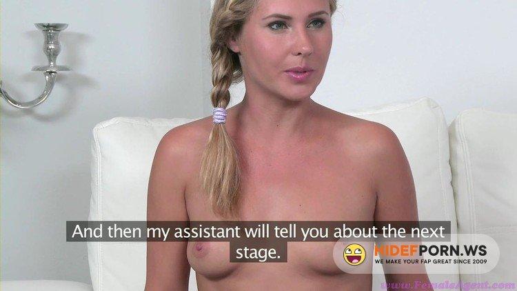 FemaleAgent.com/Casting.xxx - Jack,Sharon Star - Casting [HD 720p]