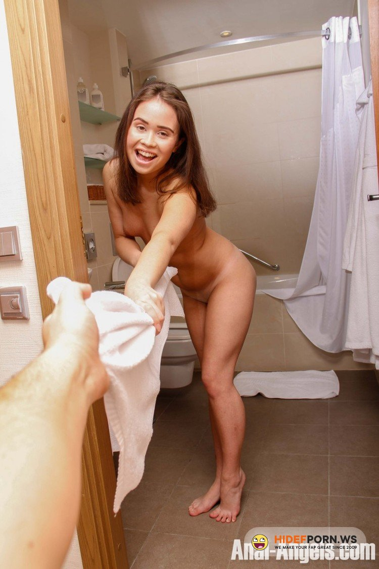 Anal-Angels.com/TeenMegaWorld.net - Jenny Fer aka Jenny Ferry - Messy sex after bath [FullHD 1080p]