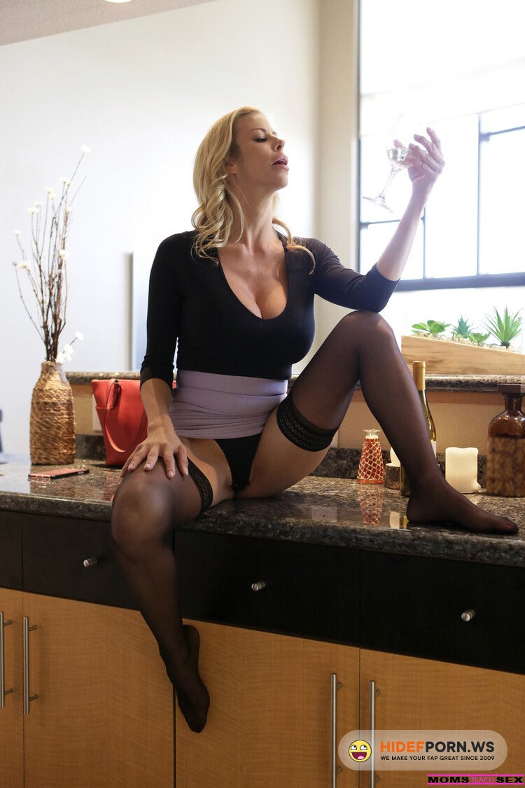 MomsTeachSex.com/Nubiles-Porn.com - Alexis Fawx - Let Mommy Help You [FullHD 1080p]