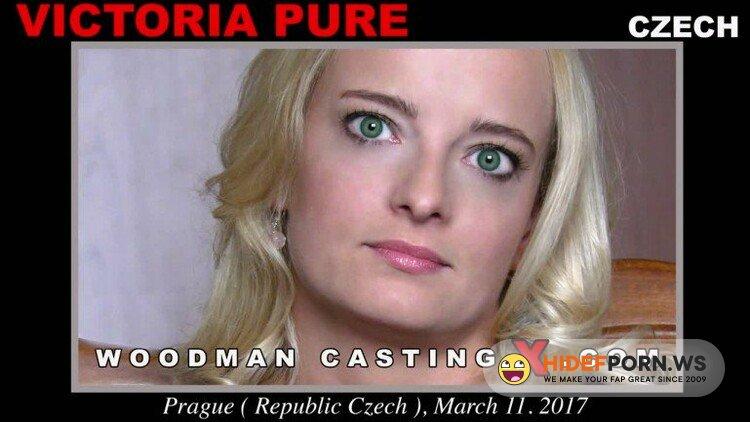 WoodmanCastingX.com - Victoria Pure - CASTING [HD 720p]