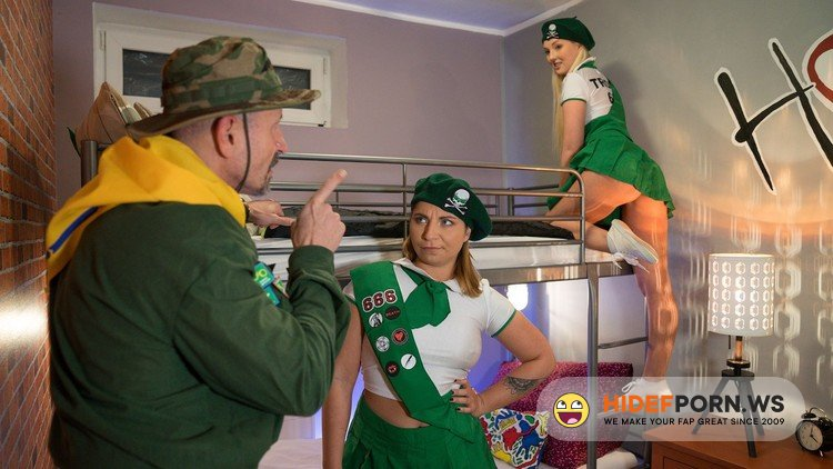 FakeHostel - Amy Red, Lovita Fate - Scouts From The Other Side [FullHD 1080p]