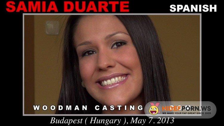 WoodmanCastingX.com/PierreWoodman.com - Samia Duarte - Casting [SD 540p]
