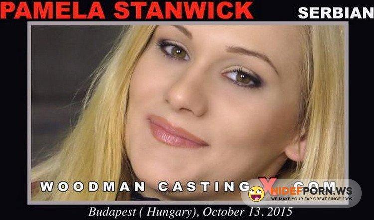 WoodmanCastingX.com - Pamela Stanwick - Pamela Stanwick Casting [FullHD 1080p]