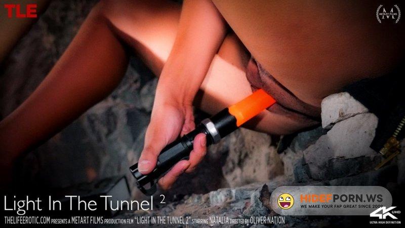 TheLifeErotic - Natalia - Light In The Tunnel 2  [FullHD 1080p]