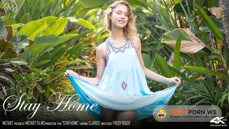 MetArt - Clarice - Stay Home [FullHD 1080p]