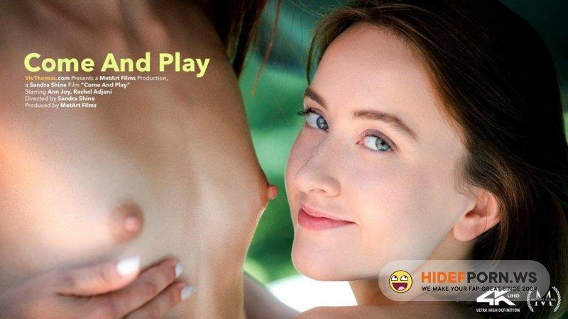 VivThomas - Ann Joy, Rachel Adjani - Come And Play [HD 720p]