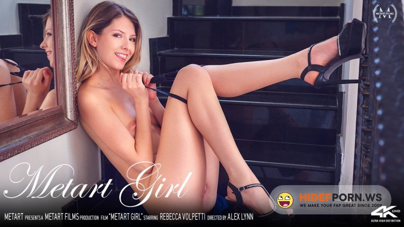 MetArt - Rebecca Volpetti - Metart Girl [FullHD 1080p]