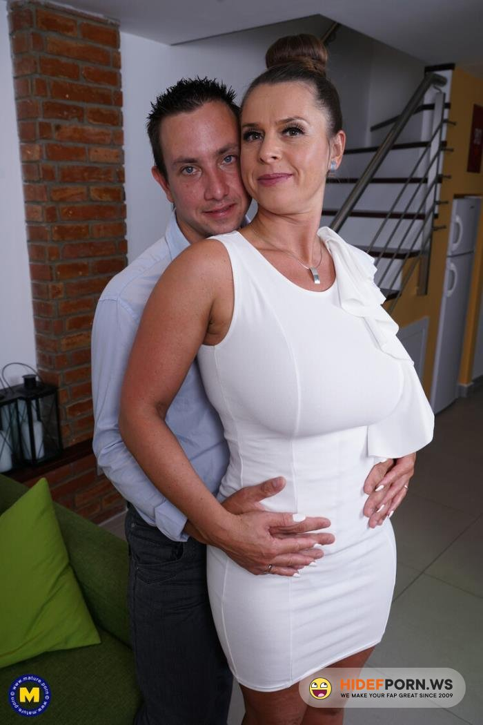 Mature.eu/Mature.nl - Susi (EU) (45) - German big breasted MILF fucking and sucking [FullHD 1080p]