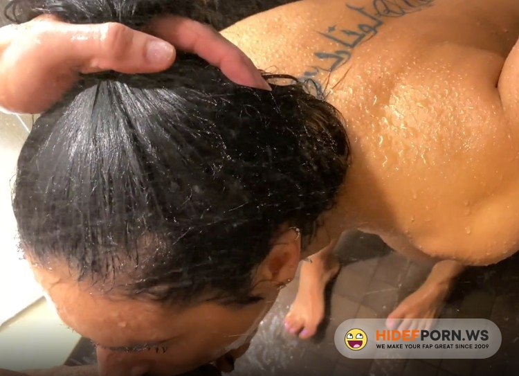 Pornhub.com - yinyleon - Thick Ass Latina MILF Gets Rough Anal from the Shower to the Bed [FullHD 1080p]