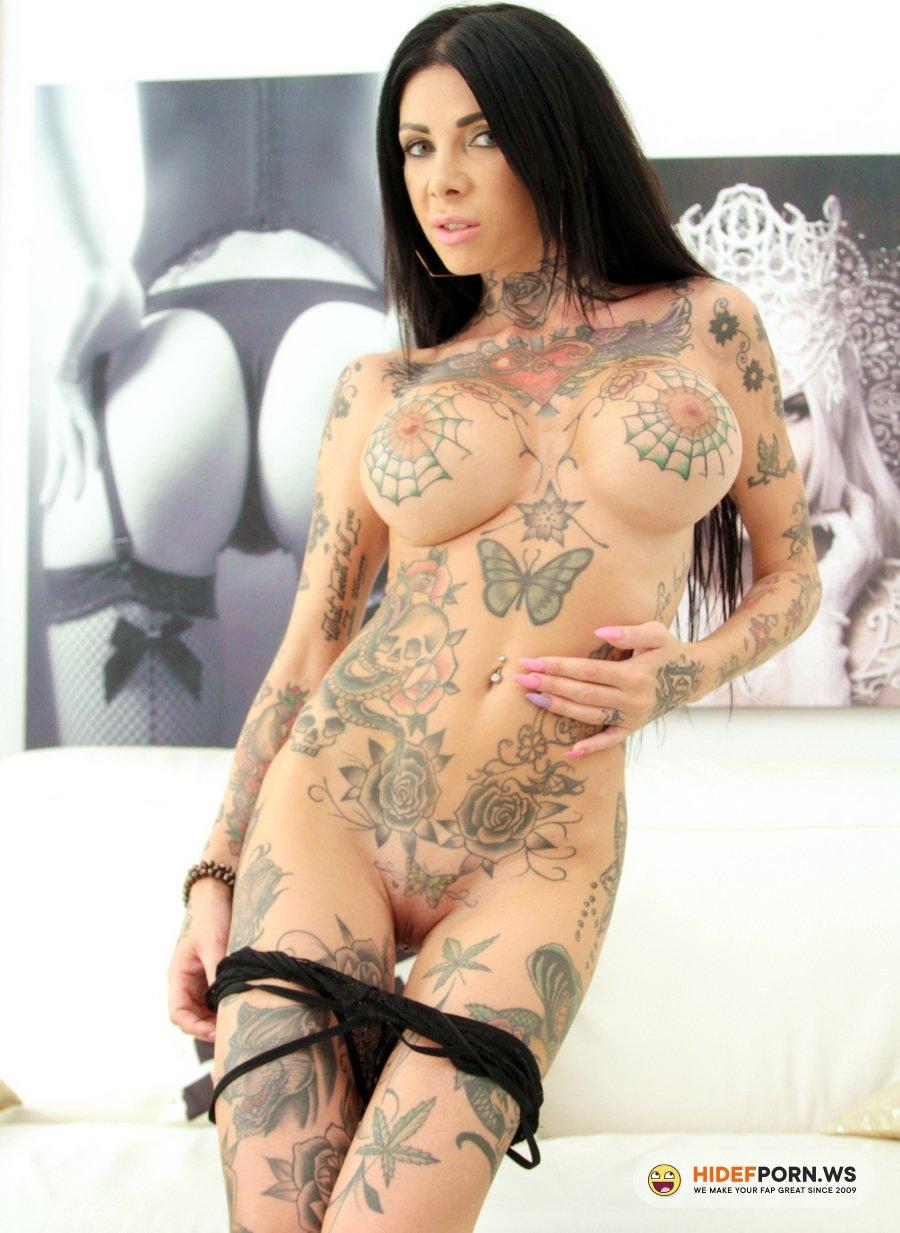 LegalPorno.com - Megan Inky - Megan Inky No Holes Barred With 3 BBC - DP, DAP And Triple Penetration SZ2540 [FullHD 1080p]