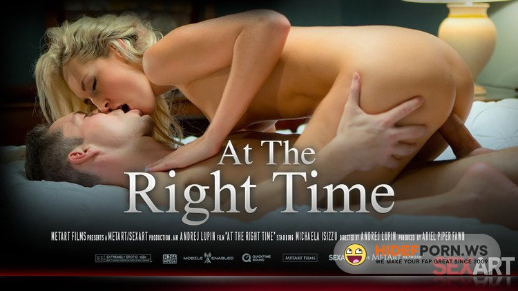 SexArt.com - Jenny Simons - At The Right Time [FullHD 1080p]