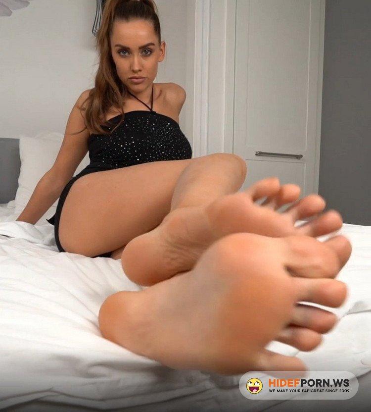 PornHub.com/PornHubPremium.com - LuxuryGirl - Stockings Footjob [FullHD 1080p]