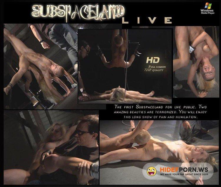 SubSpaceLand.com/ClassMedia.com - CJ, Caroline Fox - Subspaceland Live [HD 720p]