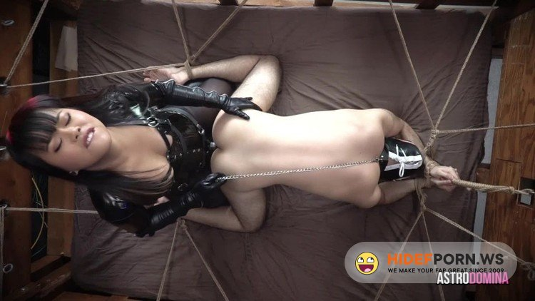Astrodomina - Astrodomina - Pegged In A Web Of Ropes Feat Astrodomina [FullHD 1080p]