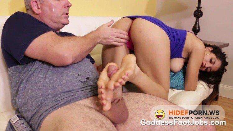 GoddessFootjobs - Gabriela Lopez - Manipulating Him [FullHD 1080p]