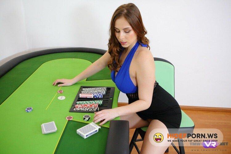 TmwVRnet.com - Antonia Sainz - Busty Poker Dealer Shows All Her Tricks [UltraHD 2K 1920p]