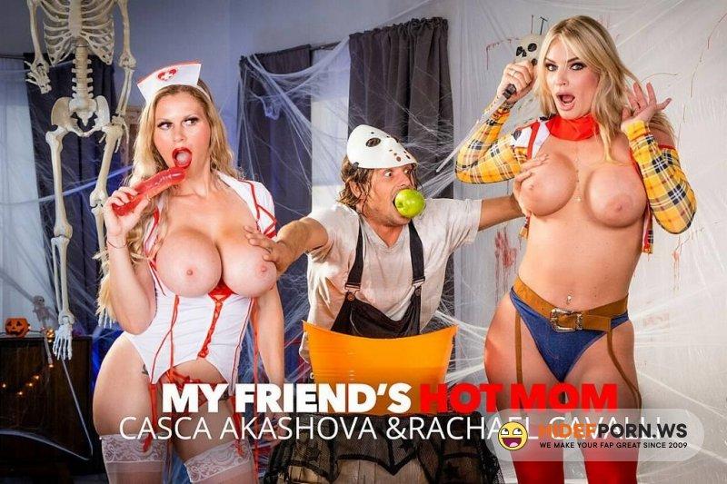MyFriendsHotMom - Casca Akashova, Rachael Cavalli - My Friends Hot Mom [FullHD 1080p]