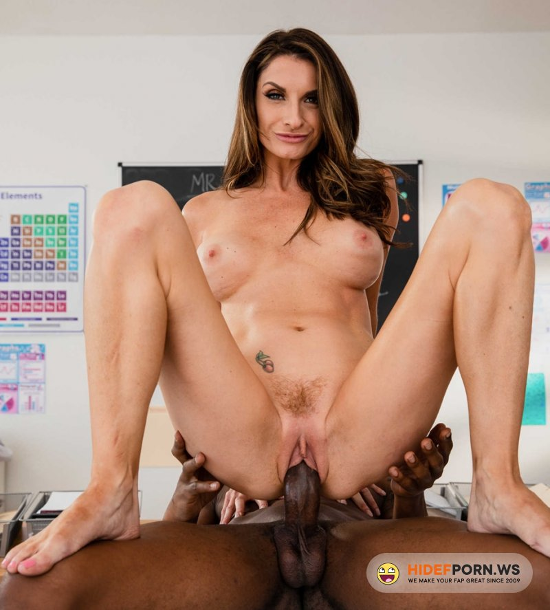 BigCockBully - Silvia Saige - Sticks Up For Her Husband But Must Take A BBC [FullHD 1080p]