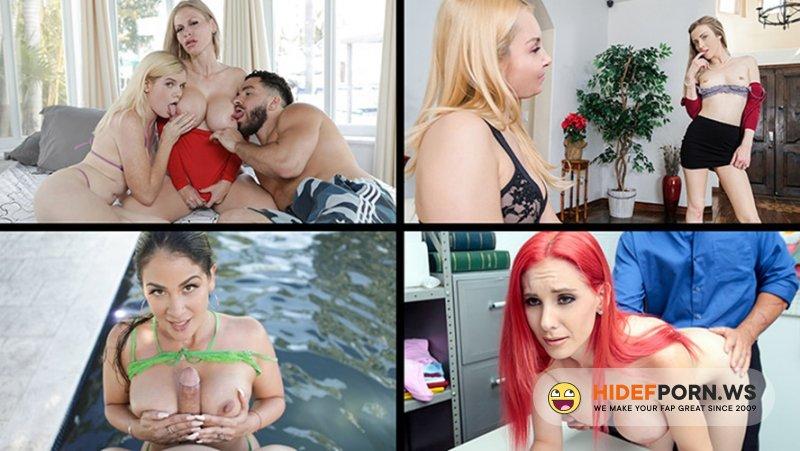 MylfSelects - Lilian Stone, Casca Akashova, Mckenzie Lee, Alix Lynx, Sarah Jessie - Troublesome Ladies [FullHD 1080p]