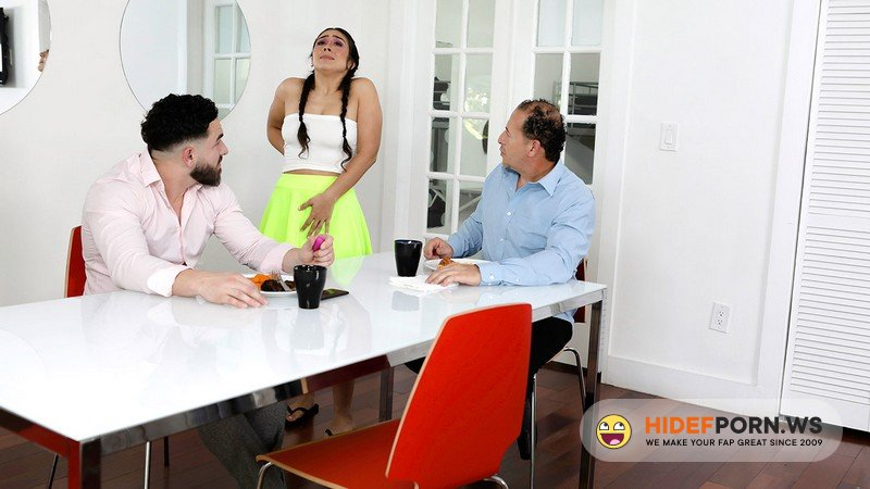 FamilyStrokes - Lilly Hall - April Fool's Day Fucking With Stepsis [FullHD 1080p]