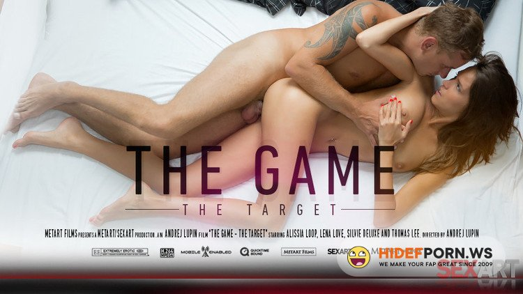 SexArt - Alexis Crystal, Alissia Loop, Carla Cox, Isabella Chrystin... - The Game - The Target [FullHD 1080p]
