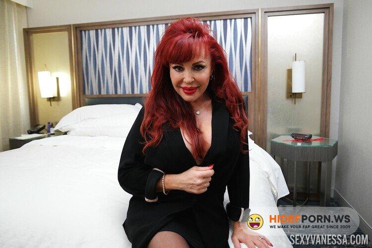SexyVanessa.com/PornstarPlatinum.com - Sexy Vanessa - In Cock Sucking In LA [UltraHD 4K 2160p]