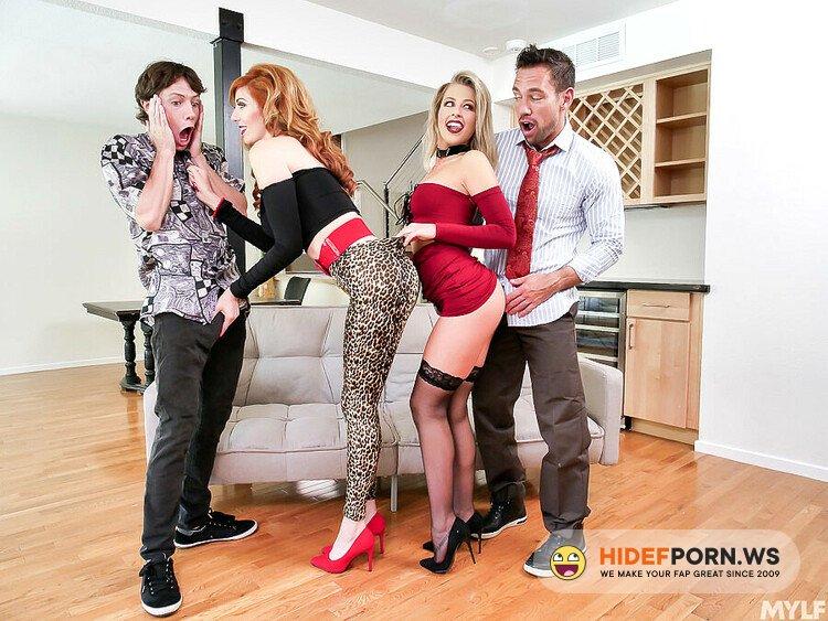 MYLF.com/Mylfwood.com - Lauren Phillips, Zoey Monroe - Married With Stepchildren [FullHD 1080p]