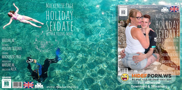 Mature.nl/Mature.eu - Mackenzie Page - Anal sex for Mackenzie Page on her holiday sexdate [FullHD 1080p]