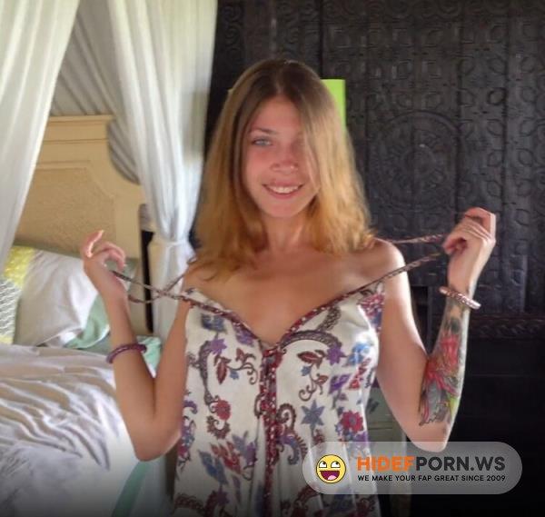 Amateurporn.сс - MihaNika69 - Amateur Sex On Vacation [FullHD 1080p]