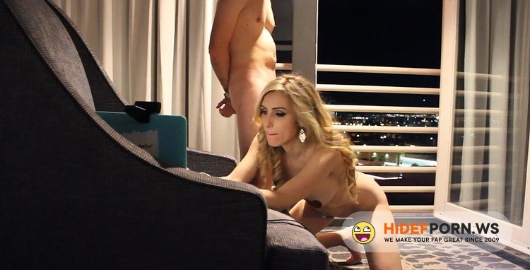 ManyVids.com - CeCe September - Hotel Fuck by the Window in Vegas [FullHD 1080p]