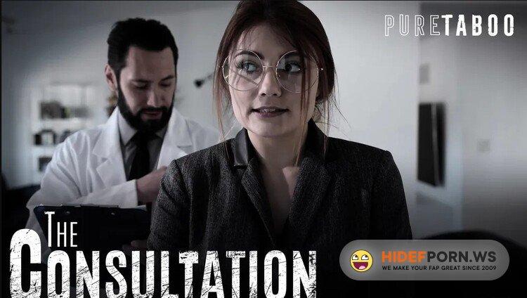 PureTaboo.com - Adria Rae - The Consultation [HD 720p]