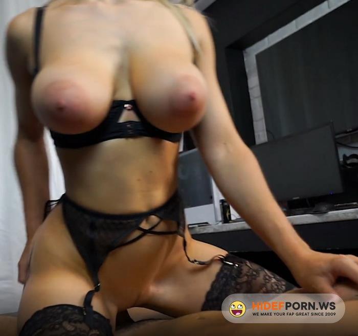Amateurporn.сс - Amateur - Huge Natural Tits Homemade Sex [FullHD 1080p]