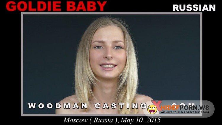 WoodmanCastingX.com - Goldie Baby - Casting X 145 [FullHD 1080p]