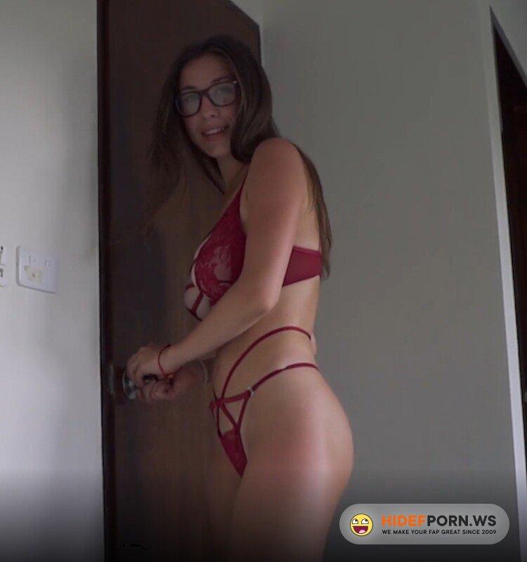 Chaturbate.com - DickForLily - Big Tits GF does Blowjob and Fucks Cock between Tits [FullHD 1080p]