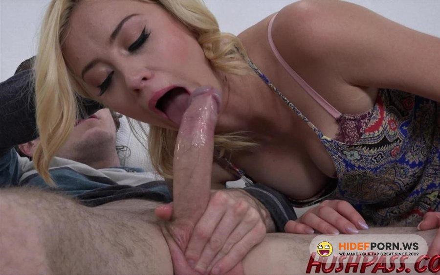 Hushpass - Haley Reed - Young Blonde Haley Reed Reamed Inside Out [2020/HD]