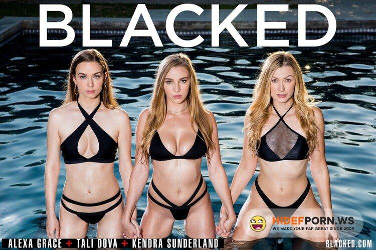 Blacked.com - Kendra Sunderland, Alexa Grace, Tali Dova, Jason Luv, Jax Slayher - I've Never Done This Before Part 2 [SD 480p]