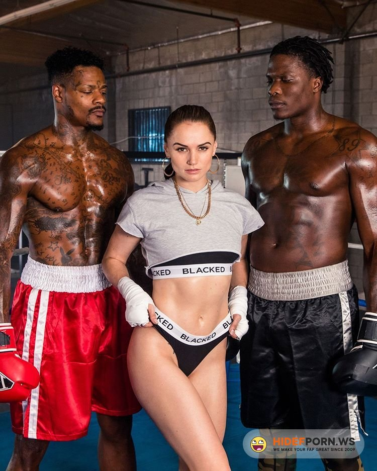 Blacked.com - Tori Black - The Big Fight [HD 720p]